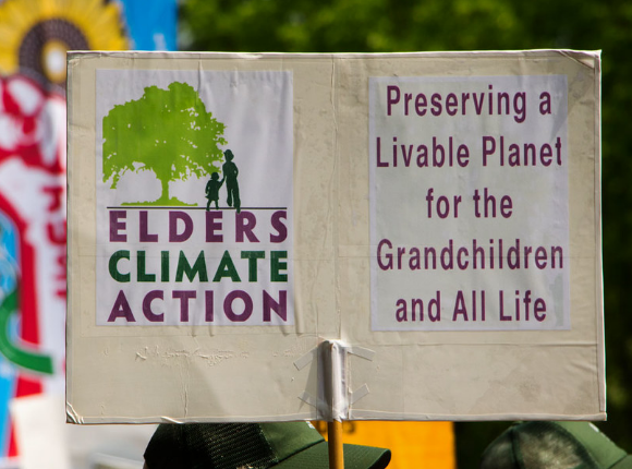 Elders Climate Action logo